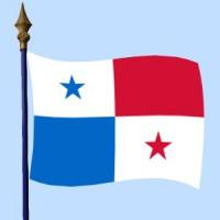 DRAPEAU Panamá