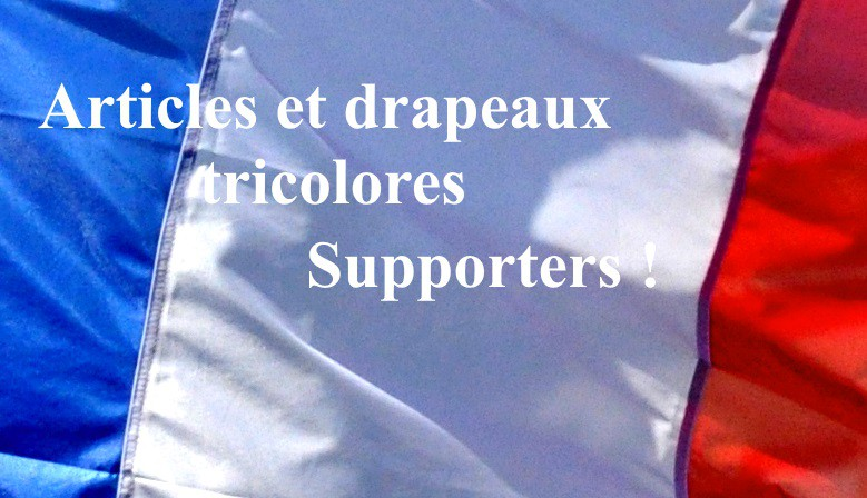 articles de supporter français